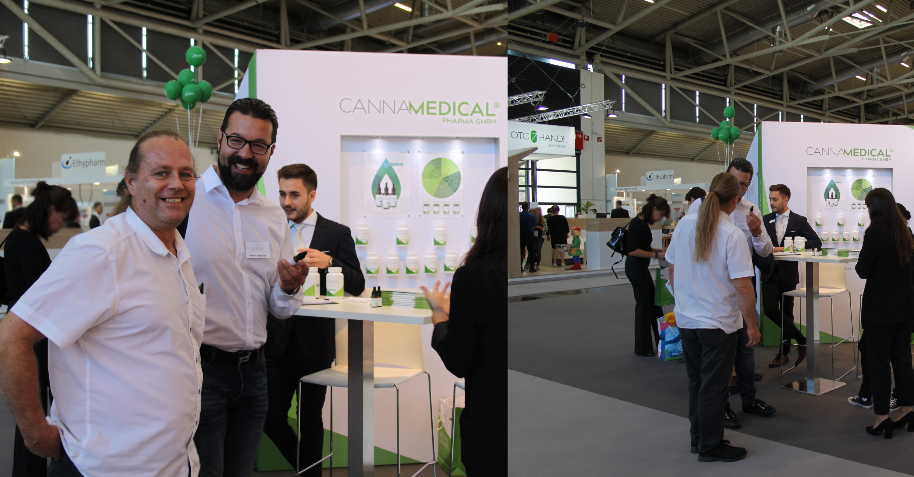 Messe CannaMedical & CannaTHoC
